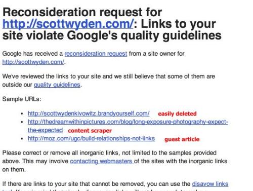 Google продолжает бороться с гостевым блоггингом