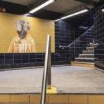 11 мозаичных панно с портретами собак украсили метро Нью-Йорка