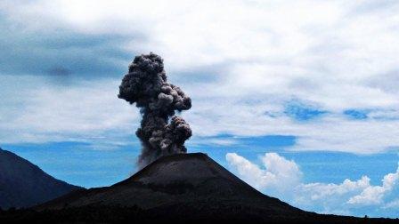вулкан-в-природе