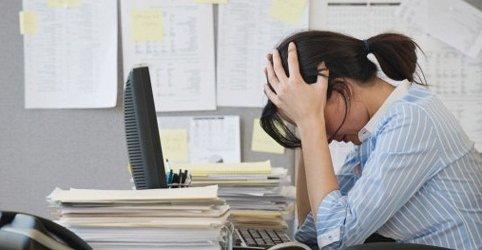 усталость-работа