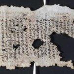 Ученые научились читать невидимые слова на древних манускриптах
