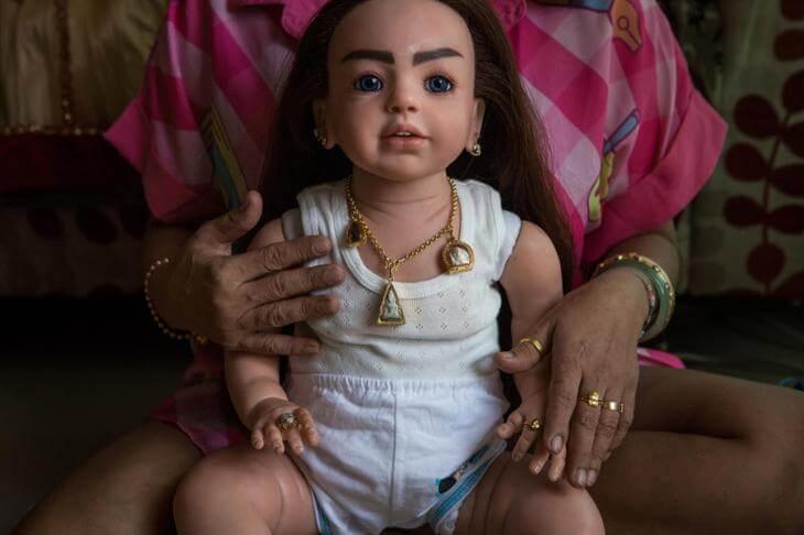 кукла 1