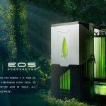 Eos Bioreactor поглощает углекислый газ как это делают деревья