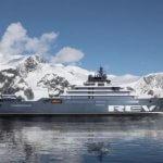 Этот огромный антипластичный корабль - концентрат технологий на службе у окружающей среды