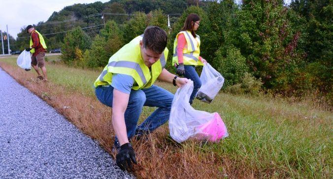 мусор-уборка 2