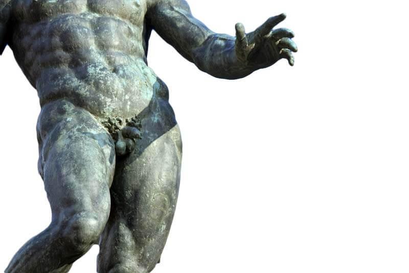 пенис статуя