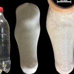 Исследователи повторно используют одноразовые пластмассы для изготовления надежных и недорогих протезов