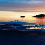 Первая в мире водородная яхта: зеленая инновация в навигации