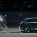 Оригинальная реклама авто с водородным двигателем вселяет надежду человечеству