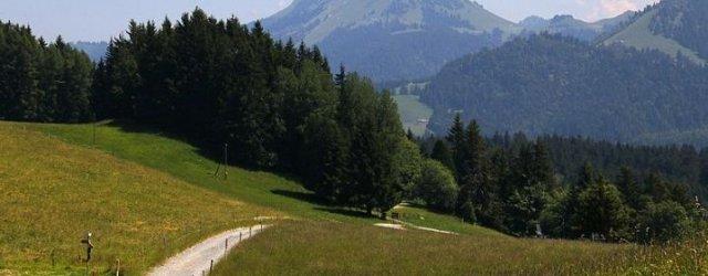 альпы пейзаж