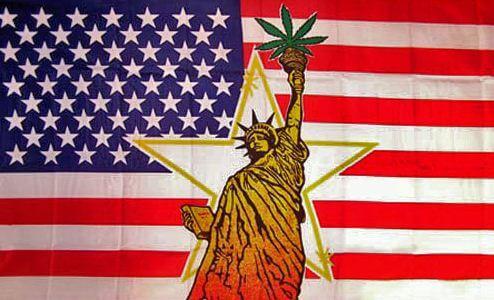 марихуана США