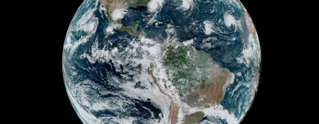 земля климат