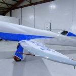 Rolls Royce представляет свой новый полностью электрический самолет