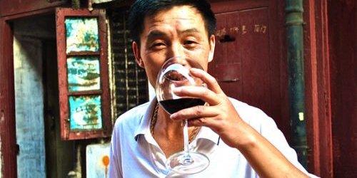 алкоголизм в Китае