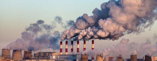 воздух загрязнение
