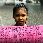 8-летняя активистка за то, чтобы сделать уроки по климату обязательными