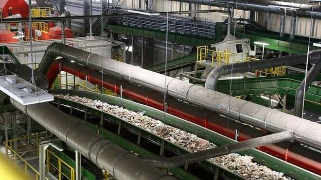 завод мусор топливо