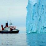 Почему южные районы океанов сильно охладились