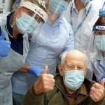 Как 101-летний мужчина Кейт Уотсон выздоровел от коронавируса