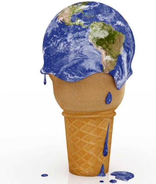 климат потепление