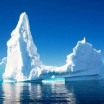 Изменение атмосферных рек способствует таянию антарктического льда