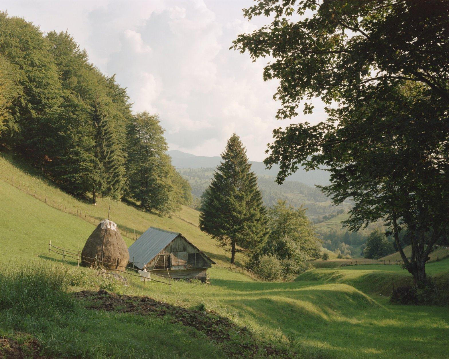 Карпаты Румыния