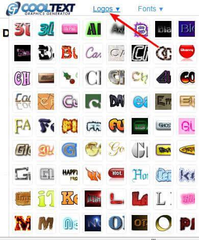 Создаем логотип