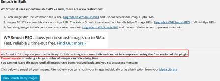 плагин по оптимизации изображений Wp Smush.It