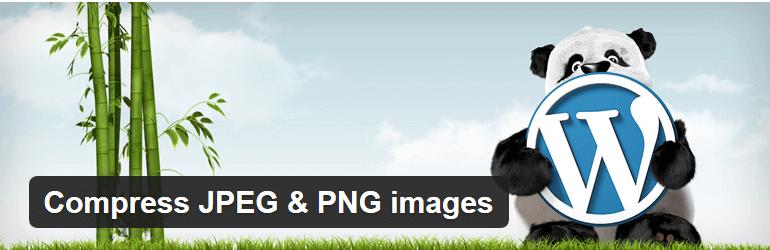 плагин Compress JPEG & PNG Images