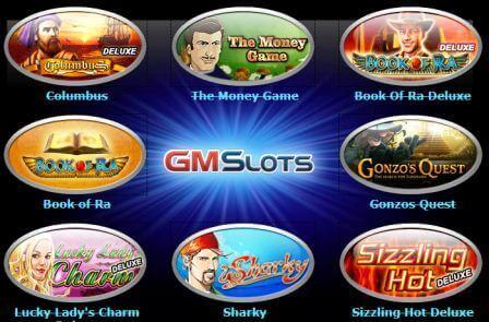 Играть в бесплатные игровые слот автоматы в клубе Gm Slotskazino