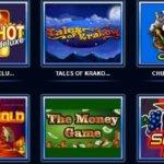 Про игровые автоматы на официальном сайте клуба Вулкан