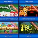 О разнообразии игровых слотов казино Вулкан