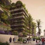 """""""Зеленые"""" здания в новой столице Египта будут очищать воздух"""