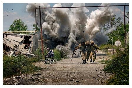 война-взрывы