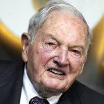 Миллиардер Дэвид Рокфеллер, который прожил 102 года