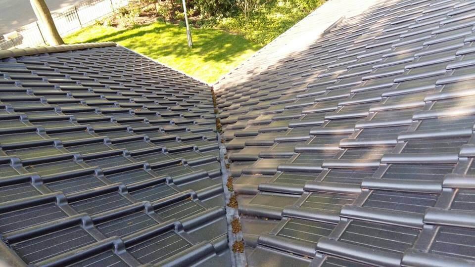 плитки для крыш