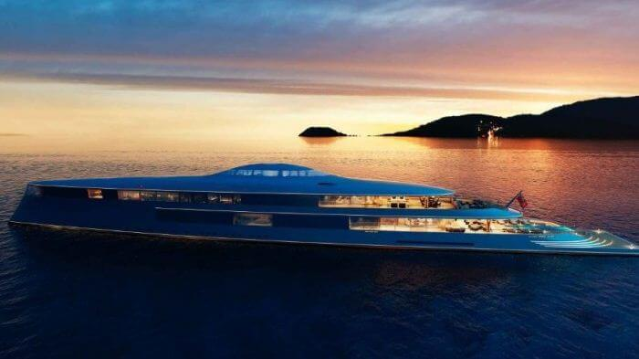 супер яхта 2