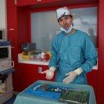 Ухо 13-летнего ребенка реконструировано в больнице Мейер благодаря технологии 3D