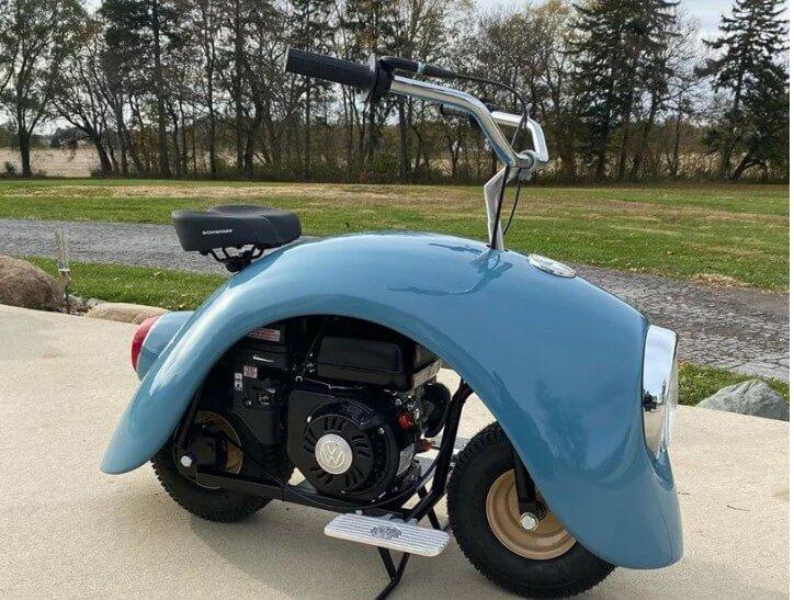 мотоцикл-жук 2