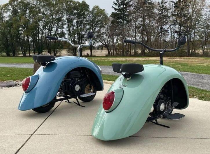 мотоцикл-жук