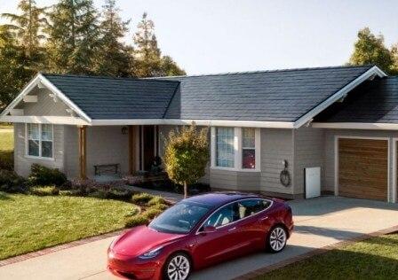 дом крыша экология