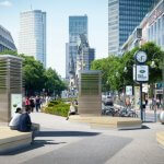 Искусственные деревья в Лондоне - первые в мире биотехнологические фильтры против загрязнения