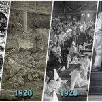 Эпидемии, которые поражают каждые 100 лет - совпадение или?..