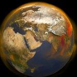 НАСА отслеживает накопление метана и его движение в атмосфере