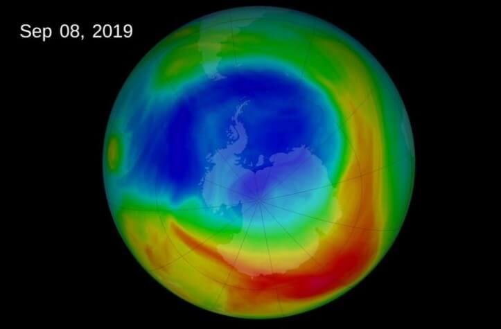 озон дыра