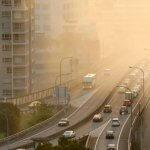 Резкое снижение загрязнения воздуха и блокировки COVID-19 связаны?
