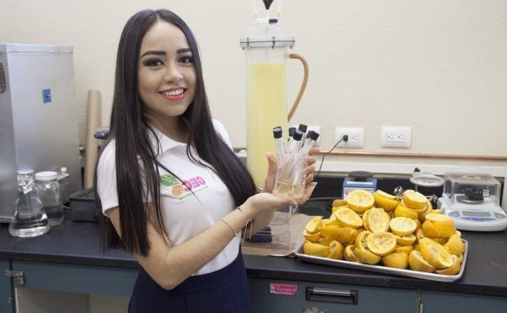 апельсины кожура пластик