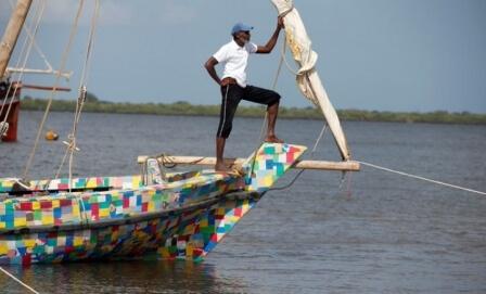 лодка дау 3
