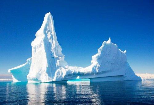 лёд таять