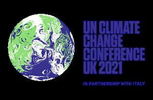 Логотип конференции ООН